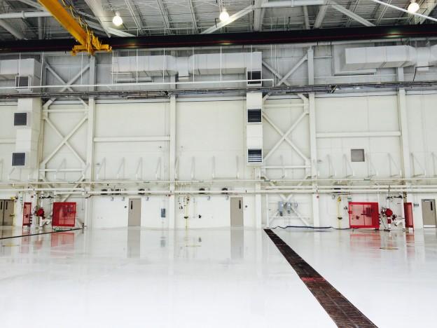 FEI hanger 1 main image