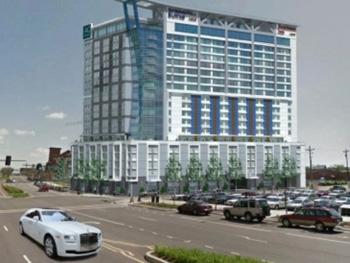 Marriott Tri-Branded Hotel